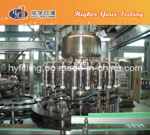 12000bph Glass Bottle Hot Filling Machine pictures & photos