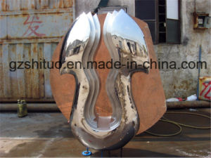 Outdoor Garden and Interior Decoration of The Stainless Steel Sculpture pictures & photos