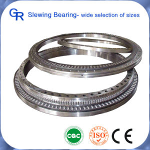 Heavy Equipment Single Row Internal Gear Turntable Ring for Hitachi pictures & photos