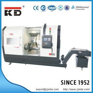 High Precision Slant Bed CNC Lathe L700 pictures & photos