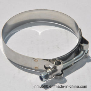 T Bolt Hose Clamp (73-81) pictures & photos