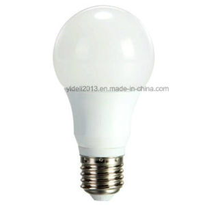 New 9W/800lm/270deg E27 Made of Plastic + Aluminum LED Global Bulb pictures & photos