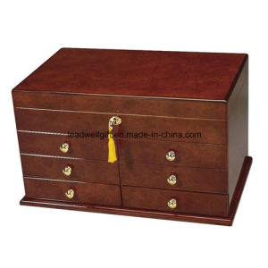 6-Drawer Humidor (300 Cigars) pictures & photos