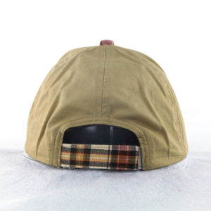 Fashion Dogs Kids Caps with Check Pattern pictures & photos