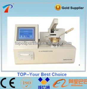 Fully Automatic Open Cup Flash Point Tester (TPO-3000) pictures & photos