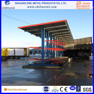 2016 Popular Ce-Certificated Multi-Level Metallic Cantilever Racking pictures & photos