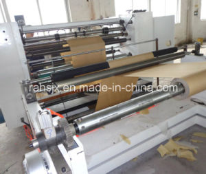 Computer Reel Paper Slitting Rewinder Machine (WFQ-1600A) pictures & photos