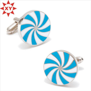 Hight Quality 18mm Round Cufflinks Blank for Sale pictures & photos
