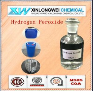 Competitive Food Grade Hydrogen Peroxide pictures & photos