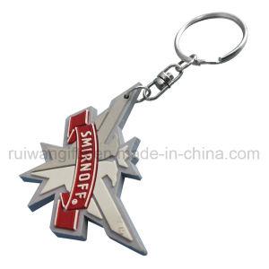Custom Smirnoff PVC Keychain, Logo Keychain for Promotional pictures & photos