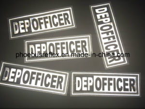 Reflective PVC Patches pictures & photos