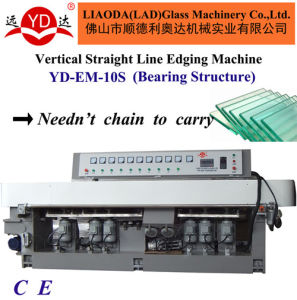 Bearing Structure MCU Control Straight Line Glass Edging Machine pictures & photos