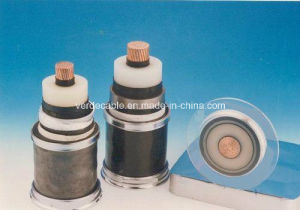66kv 110kv 220kv XLPE Insulated Hv Cable pictures & photos