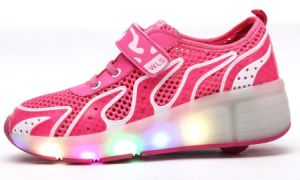 LED Light up Kids Shoes pictures & photos