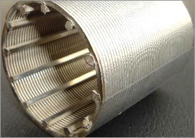 High Quality Factory Price Wedge Wire Screen pictures & photos