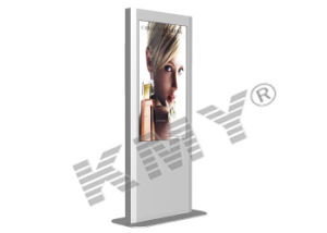 Outdoor Stainless Steel Advertisement Kiosk Manufacturer pictures & photos