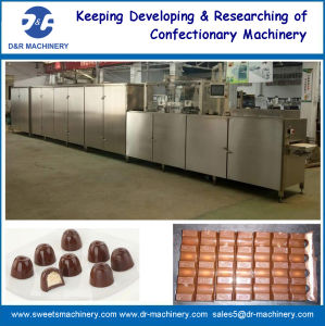 Servo Motors Chocolate Moulding Machine pictures & photos