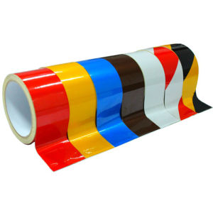 Cleanroom Safety Colorful Antisttaic Reflective Tape pictures & photos