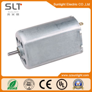 China Supplier 24V DC Electric Brush Motor for Car pictures & photos