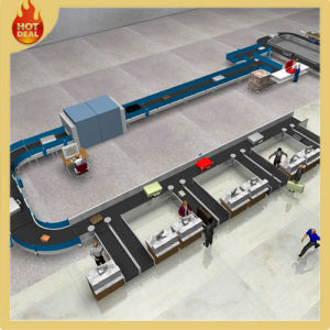 Departure Airport Luggage Passenger Baggage Turntable System pictures & photos