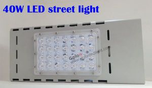12V 24V 36V Solar Powered LED Street Light 40W 125W Halogne Metal Halide pictures & photos