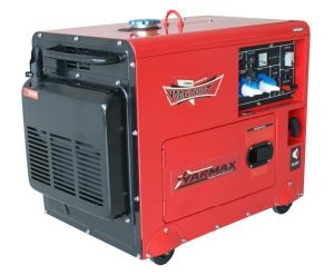 6 kVA Silent Diesel Generator pictures & photos