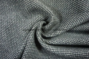 Tweed Woolen Wool Fabric in 100% Wool pictures & photos
