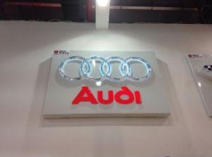 Digital Printing Daytime Lighting Car Logo Signs pictures & photos