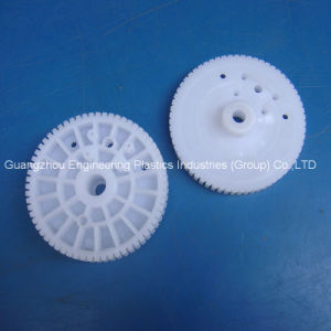 Plastic Injection Mould POM Acetal Gear Wheel pictures & photos