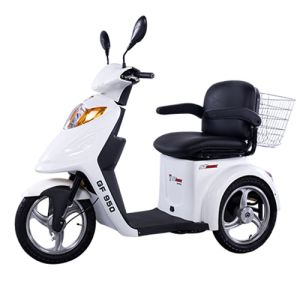 24V/24ah Electric Tricycle Suitable for Disabled Woman and Aged People