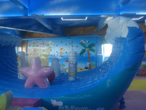 Cheer Amusement Underwater and Pirate Themed Toddler Playground Equipment pictures & photos