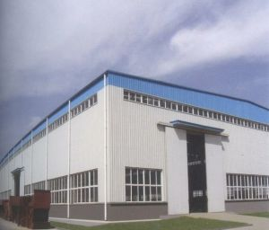 Andy Galvanized Light Steel Structure Frame Factory pictures & photos
