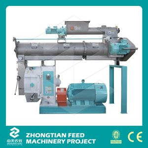 Ring Die Poultry Feed Pellet Mill in Pellet Production Line pictures & photos
