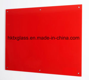 Conference Room Glass Whiteboards with ANSI and En12150 Certificate pictures & photos