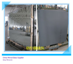 Sinoy Mirror Glass with Double Coated Paint pictures & photos