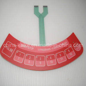 Medical Membrane Switch Keypad pictures & photos