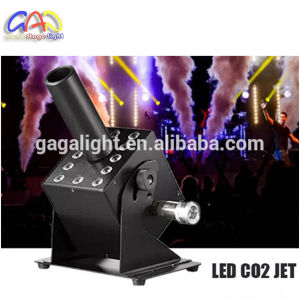 12PCS 3W RGB 3in1 Stage Effect Machine LED CO2 Jet pictures & photos