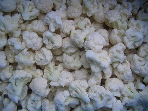Chinese IQF Cauliflower pictures & photos