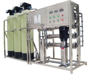 2000lph Industrial Reverse Osmosis System for Mineral Bottled Water Plant pictures & photos