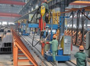 Cantilever Welding Machine pictures & photos