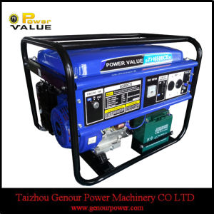 China Generator Supplier for Dubai Market Gasoline Jenerator pictures & photos