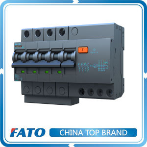 CFB3LE earth leakage circuit breaker with 10kA breaking capacity