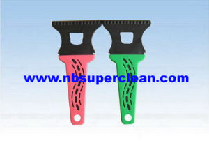 Plastic Sturdy Handle Car Ice Scraper (CN2109) pictures & photos