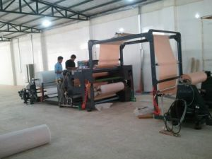 Jyt-H White/Black Medical Plaster Hot Melt Coating Laminating Machine pictures & photos