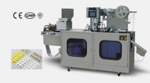 Dpb-140b-I Alu/Alu Small Blister Packing Machine pictures & photos
