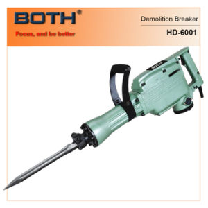 29mm Hex High Quality Concrete Breaker Hammer (HD6001) pictures & photos