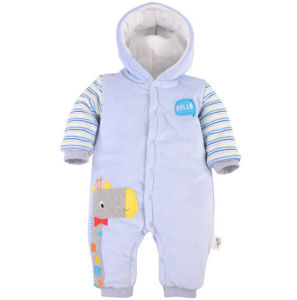 Cute Infant Clothes Pure Cotton Warm Baby Romper pictures & photos