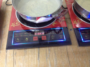 2200W Ailipu Alp-12 Induction Cooker to Syria/Turkey Market pictures & photos