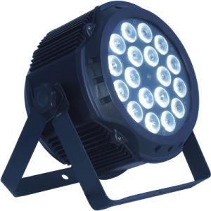 36W18PCS PAR Can Flat PAR Light LED pictures & photos