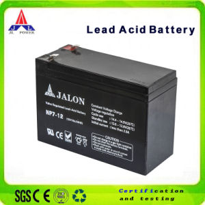 Rechargeable Lead Acid UPS Battery (12V7AH)